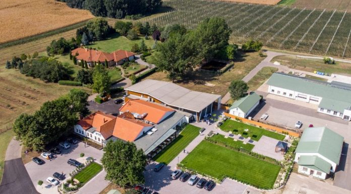 Magyarország legszebb birtoka címet nyerte el a Bold Agro Kft. derecskei gazdasága (Fotó: MTI/Czeglédi Zsolt)