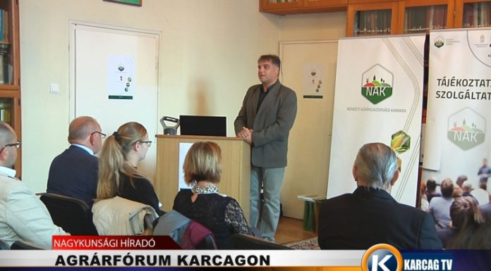 Kép: Karcag TV