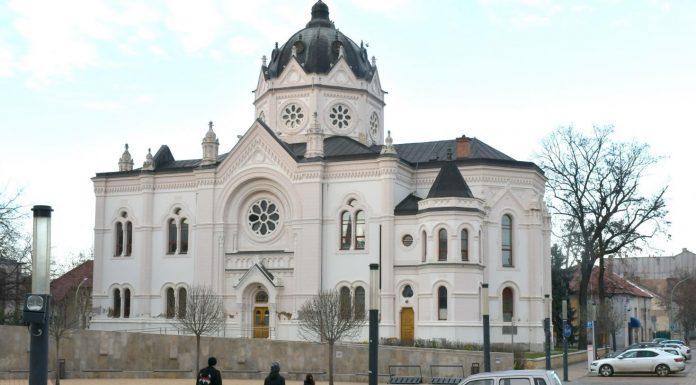 A Szolnoki Galéria. (Kép: szoljon.hu)