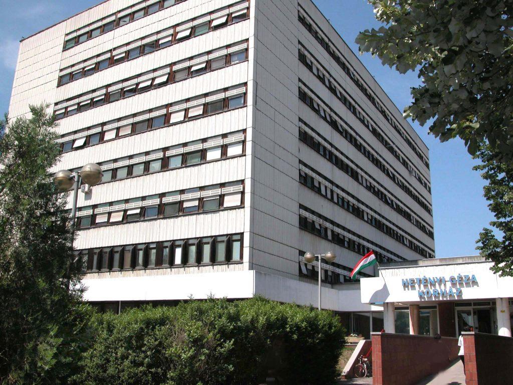 Fejlesztések a Hetényi Géza Kórházban