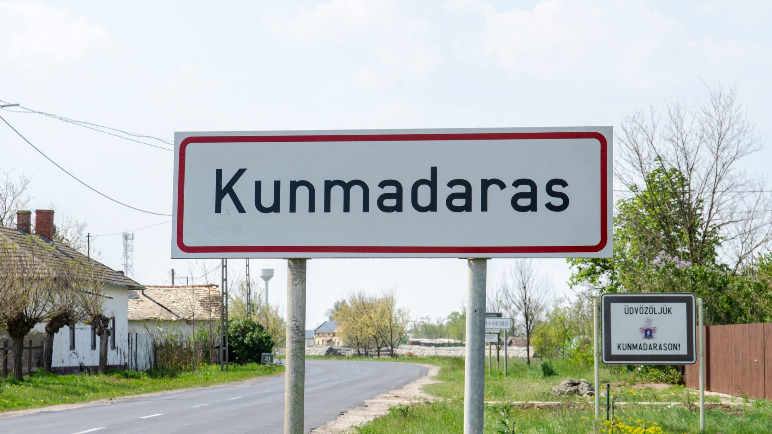 Kunmadaras