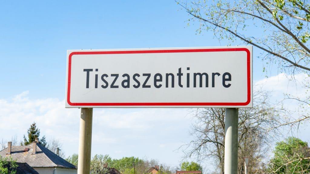 Hétvégén falunap Tiszaszentimrén!