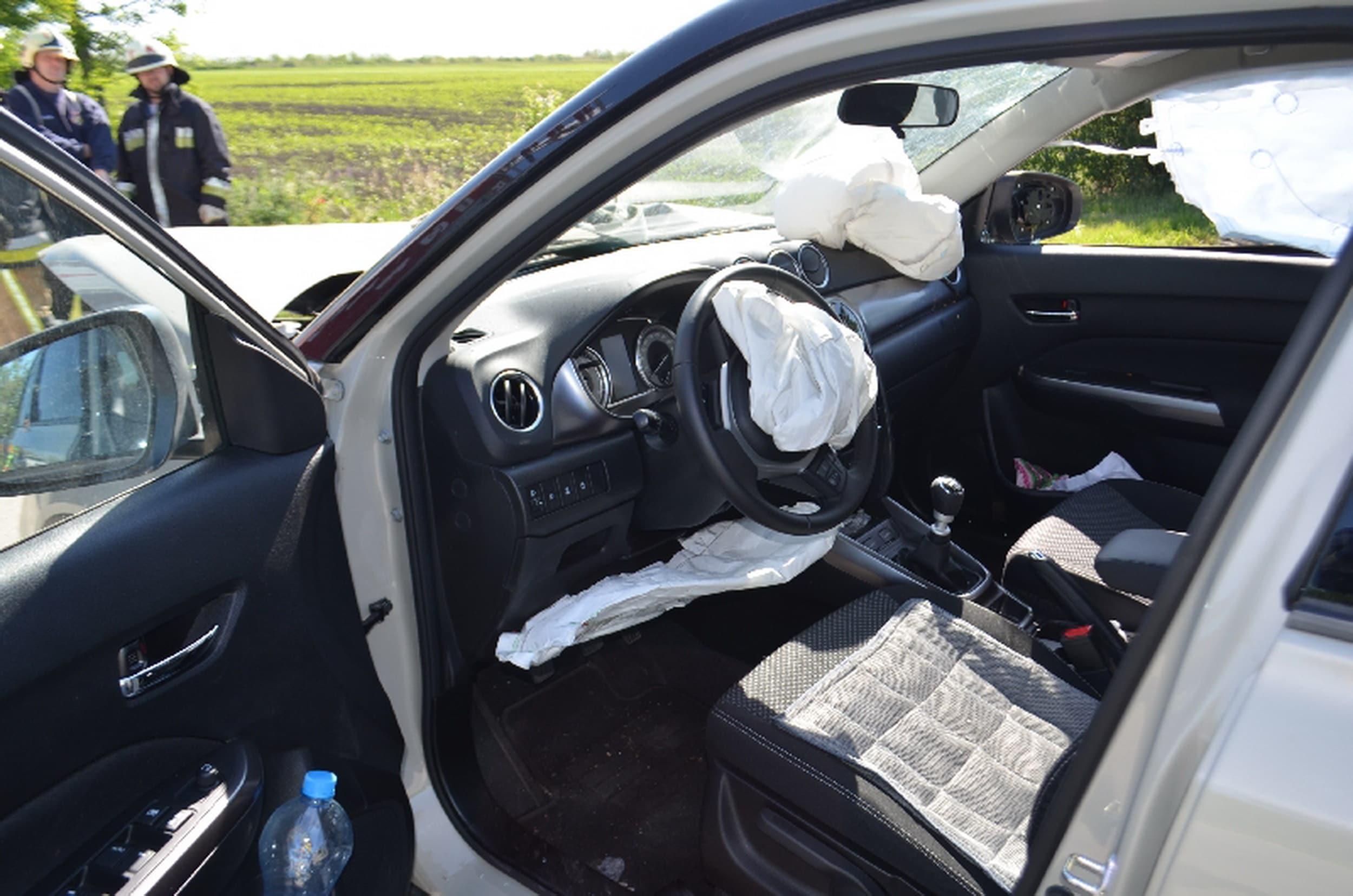 Ittas sofőrök okoztak baleseteket
