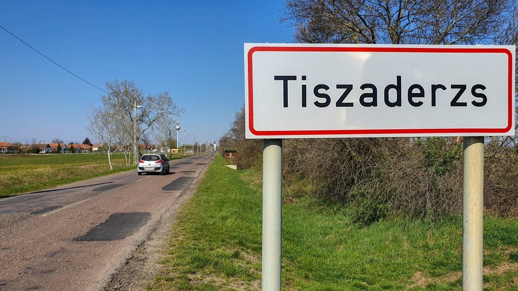 Késelés történt Tiszaderzsen
