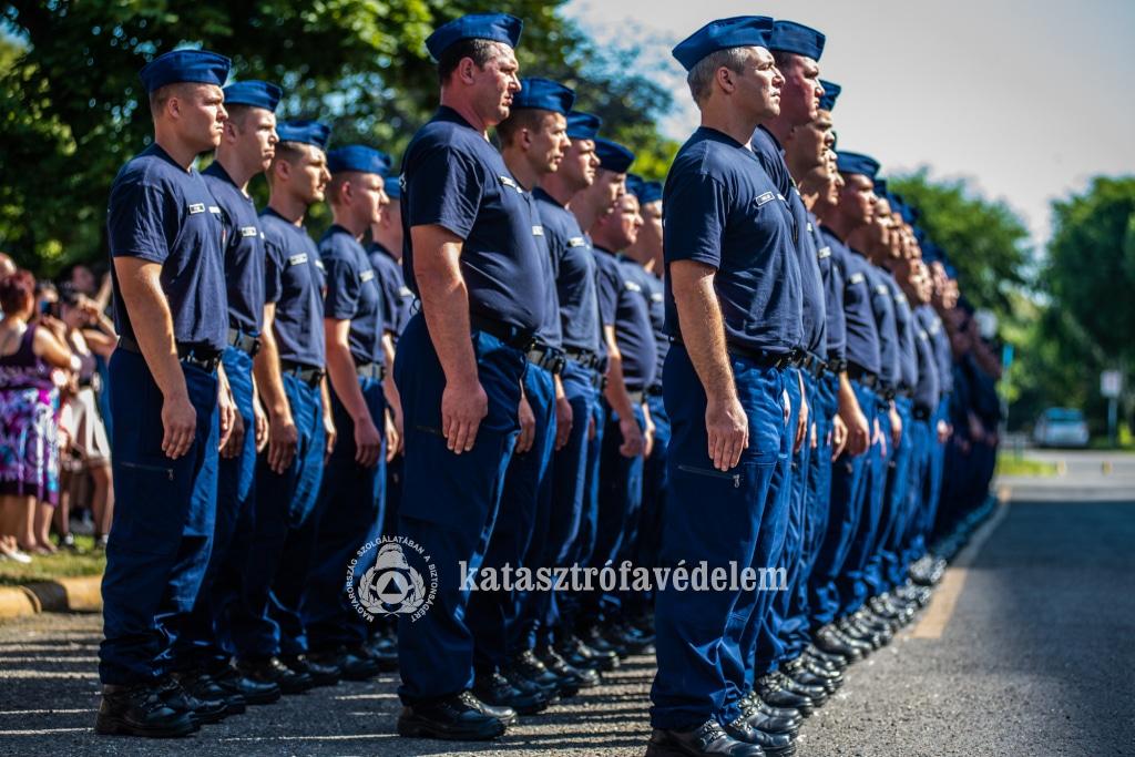 Fotó: Szőke Péter - BM OKF