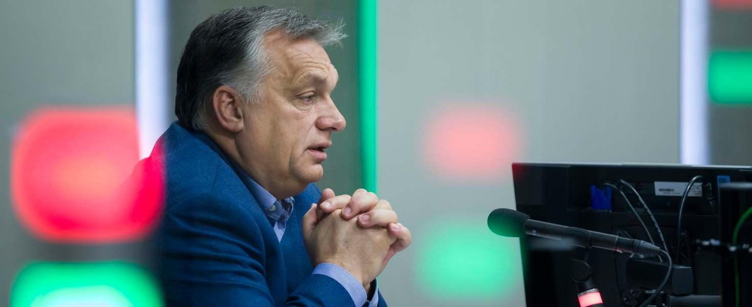 Orbán Viktor: A gyerekek nevelésének jogát senki nem veheti el a szülőktől (PODCAST)