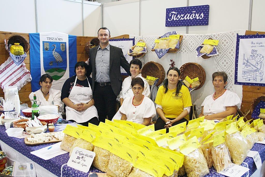 A Tiszaörsi Tésztamanufaktúra is a jelöltek között