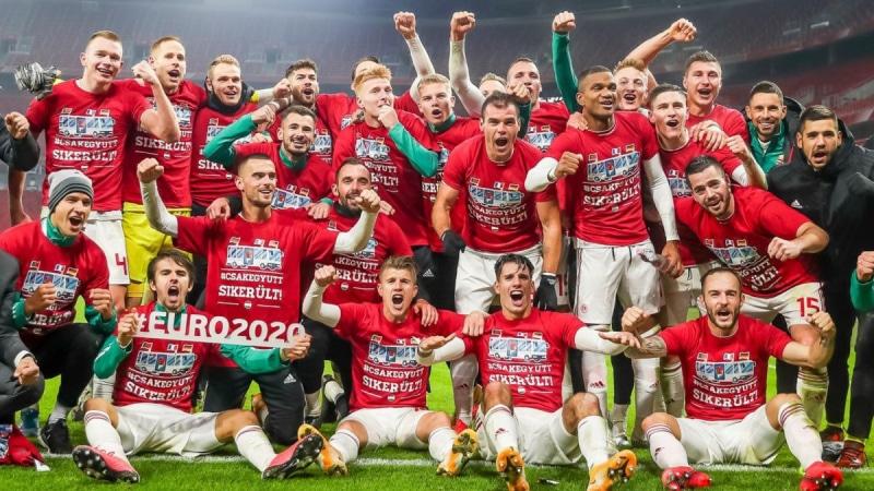 A magyar válogatott tagjai nem térdelnek le az Eb-meccsek előtt