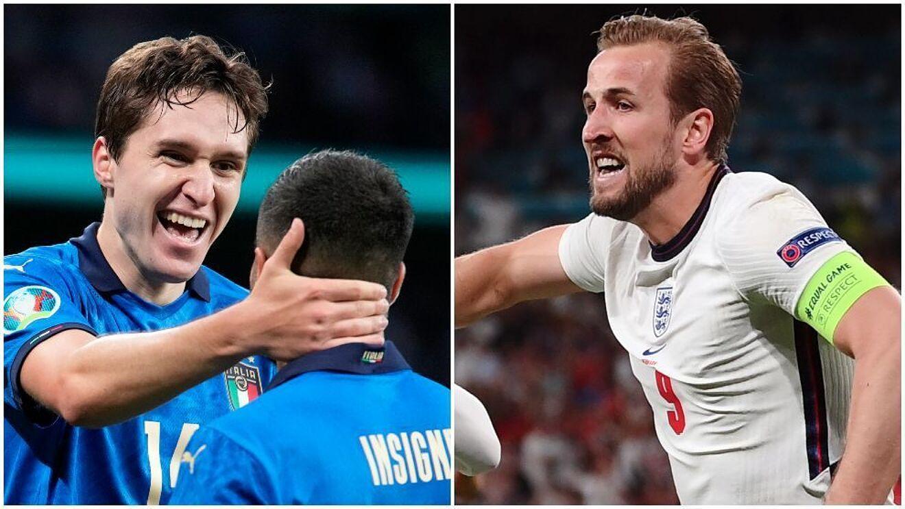 Eb-döntő: Olaszország és Anglia is több, mint ötven éve vár egy hasonló sikerre