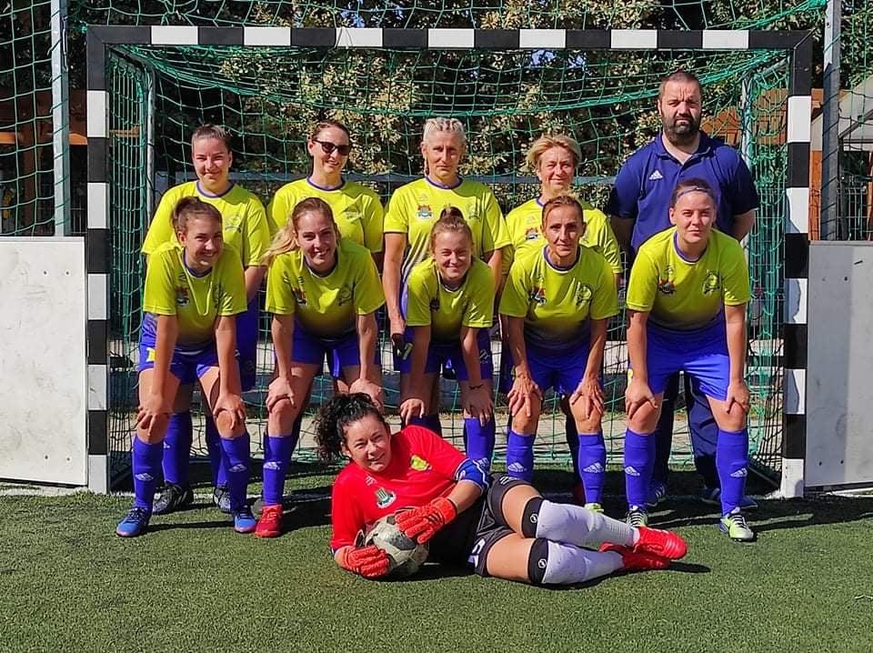 [VIDEÓ] Bővült a TVSE: Női labdarúgócsapat Tiszafüreden